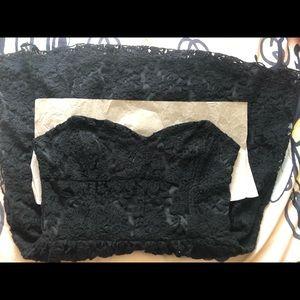 Tatula size 2 black dress used